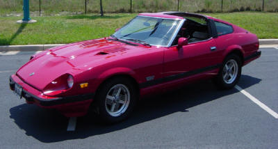 Nissan 280ZX Parts