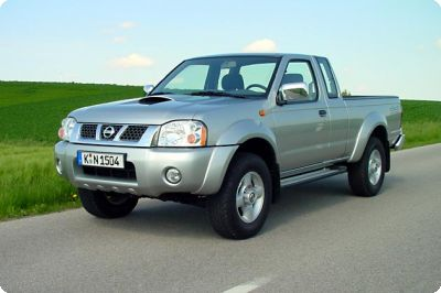 NISSAN PICK UP occasion – L'argus